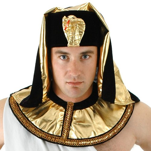 [Elope Egyptian Headpiece Costume Accessory] (Ancient Egypt Costumes)
