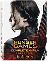 The Hunger Games: Complete 4-Film Collection [Blu-ray + Digital Copy] (Bilingual)