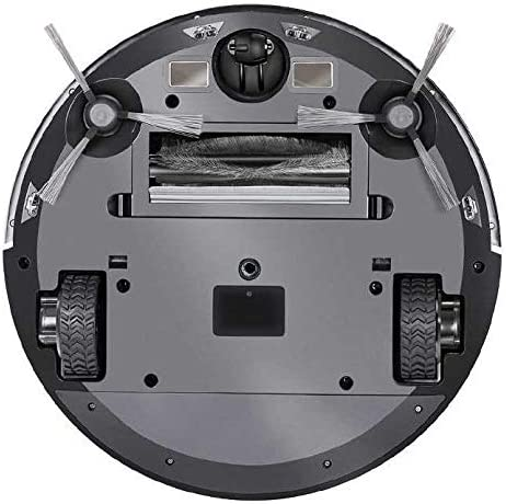 SuperChef Robot aspirateur SF415 CleanFast 5 Fonctions daspiration Silencieux Batterie au Lithium de 2200 mAh programmable