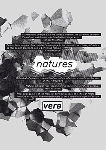 VERB NATURES (Actar's Boogazine)