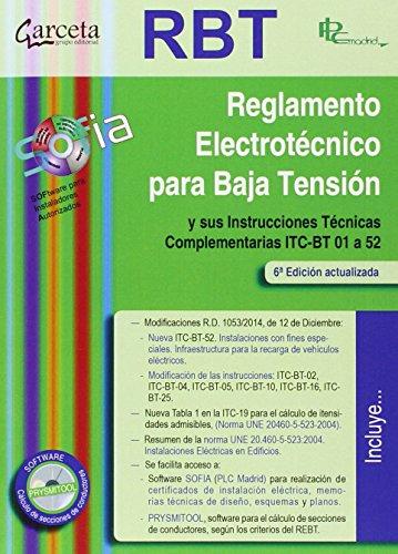 Descargar Libro Rbt. Reglamento Electrotécnico Para Baja Tensión ) De Energía Y Turismo Ministerio Energía Y Turismo Ministerio De Industia