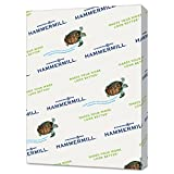 Hammermill Colored Paper, Green Printer Paper, 20lb, 8.5x11 paper, Letter Size, 500 Sheets / 1 Ream, Pastel Paper, Colorful Paper (103366R)