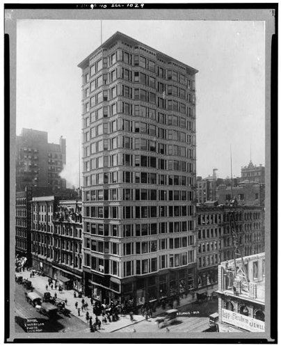 Photo: Reliance Building,32 North State Street,Chicago,Cook County,IL - On Il Stores State Street Chicago