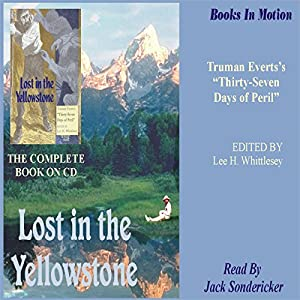Lost in the Yellowstone Audiobook