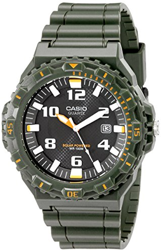Casio MRW S300H 3BVCF Solar Powered Analog