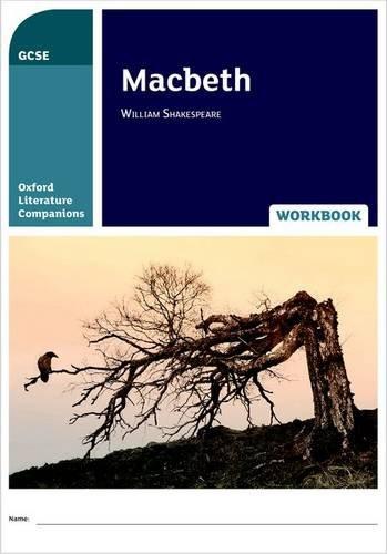 Oxford Literature Companions: Macbeth Workbook by Oxford University Press