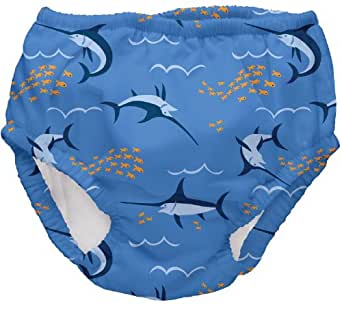 i play. Swim Diaper,24 Months,Periwinkle Swordfish