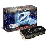 PowerColor AMD Radeon HD 7990 6GB GDDR5 2DVI/HDMI 2-Mini DisplayPort PCI-Express Video Card AX7990 6GBD5-2DHJ