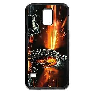 Battlefield Non-Slip Case Cover For Samsung Galaxy S5 - Funny Shell