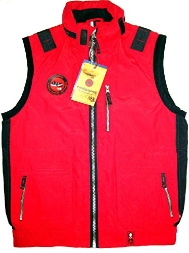 Redpoint Storm Yachting Weste Windstopper High Performence Vest rot 48-62 (52)