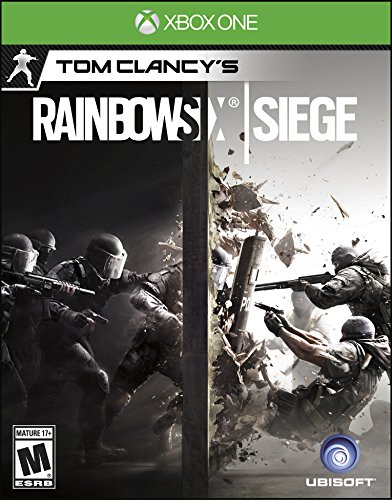 Tom Clancy's Rainbow Six Siege - Xbox One (Best 4 Player Co Op Games Xbox 360)