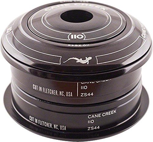 - Cane Creek 110-Series Zerostack Short Cover Complete for 44mm Head-Tube (1-1/8-Inch Stem Clamp Diameter), Black