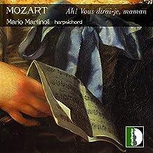 Mozart: Ah! Vous dirai-je, maman