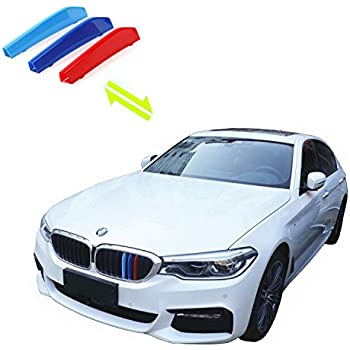 jackey awesome exact fit m colored grille insert trims for 2017 2018 bmw g30 g31. Black Bedroom Furniture Sets. Home Design Ideas