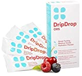 Drip Drop ORS Berry Powder 4 x 0.74 Oz Packets Per Box (3 Boxes) Review