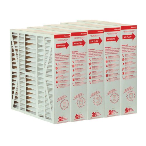 honeywell 25x20x4 furnace filter - 6