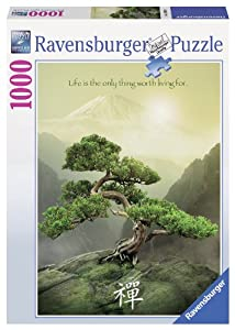 Ravensburger 19389 - Zen Baum, 1000 Teile Puzzle