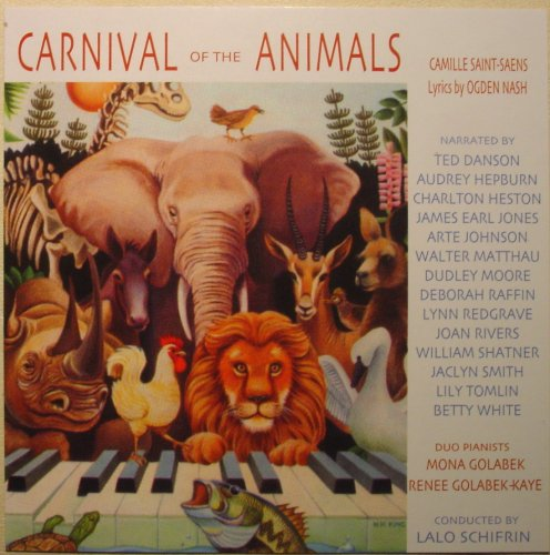 Price comparison product image Carnival of The Animals