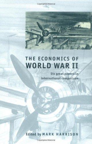 The Economics of World War II: Six Great Powers in International Comparison (Studies in Macroeconomic History)