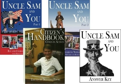 Uncle Sam and You Textbook Set