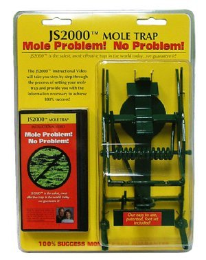 RCO Pest Control Products MT-2 Mole Trap by mole problem, no problem