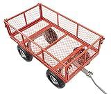 Gorilla Carts GOR800-COM Steel Utility Cart with