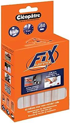 Cleopatre - PO60RCT - Pack de 60 barritas de cola universal: Amazon.es: Oficina y papelería