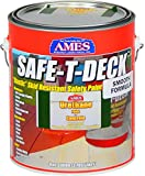 Ames Safe-T-Deck Smooth 1 gallon Tan Safe-T-Deck Smooth