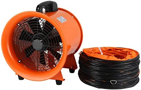 Mophorn Ventilador Profesional para Construcción 2295CFM ...