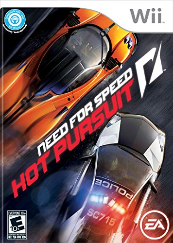 Need For Speed Hot Pursuit - Nintendo Wii (Renewed) (Speed Wii Pursuit Need For Hot)