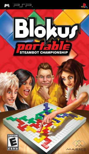 Blokus Portable  Steambot Championship   Sony Psp