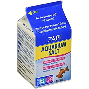 Aquarium Salt 16oz
