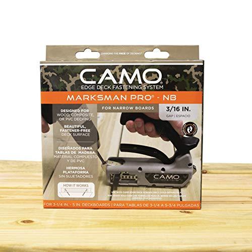 - NATIONAL NAIL 345015 CAMO Marksman PRO-NB Deck Fastener Tool