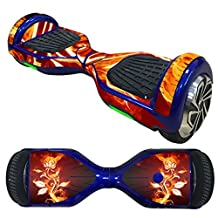 FBSport Balance Board Hover Skins Decal,Protective Vinyl Skin Stickers Wrap for 6.5 inches Self Balancing Hoverboard Scooter Leray Sogo Glyro Swagway X1 Decals Cover