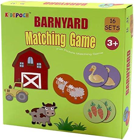 Memory Match Game Preschool Educational product image