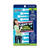 ArtSkills Poster Board Lights, One String Contains 20 White Lights, 1-Count (PA-2095)