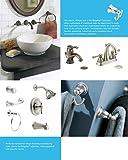 Moen YB5486PB Kingsley Towel Ring, Polished Brass
