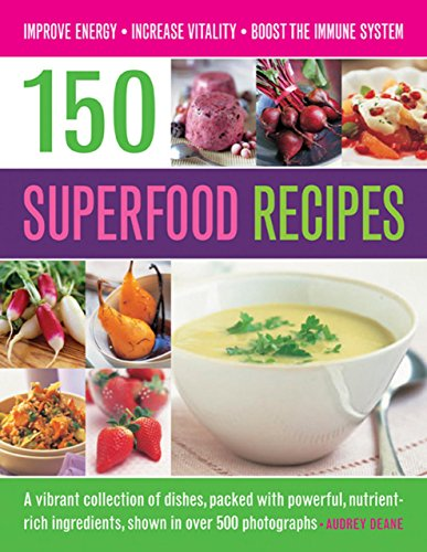 500 superfood dishes - 5