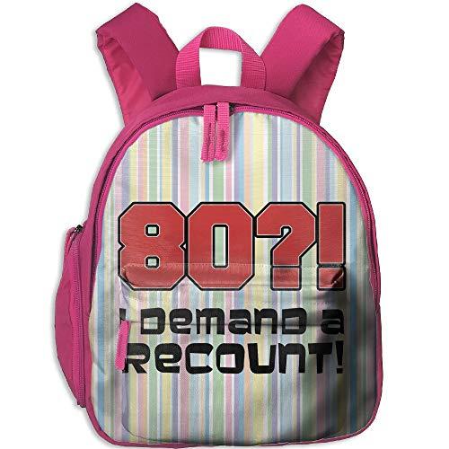 VHGJKGIN I Demand A Recount Unisex Original Backpack
