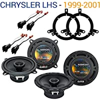 Chrysler LHS 1999-2001 Factory Speaker Replacement Harmony R65 R5 Package New