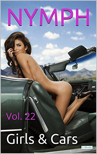 nymph vol 22 girls cars nymph collection kindle edition by