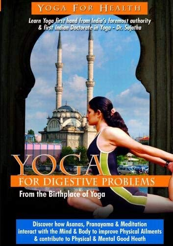 Yoga Digestive Problems Action Instructional