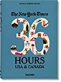 NYT. 36 Hours. USA & Canada. 2nd Edition
