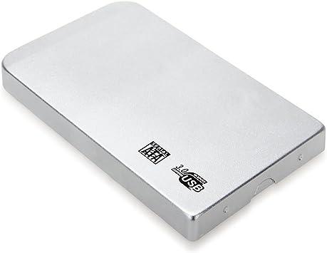 USB 3.0 SATA 2.5pulgadas Unidad de Disco Duro HDD Carcasa Externa ...