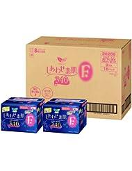 日亚:KAO 花王 乐而雅 F素肌防敏感丝薄纯棉卫生巾 夜用 34cm*9片 16包装 新低4381日元,约¥266.8
