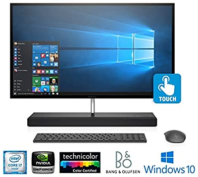 "HP ENVY 27-b 27"" QHD 2560x1440 Touchscreen Core i7-6700T, 16GB, 2TB HD/256GB SSD, All-in-One (Certified Refurbished)"