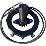 NorTrac Hydraulic Chute Rotation Motor for 3-Pt. Snow Blowers
