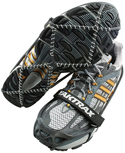 YAKTRAX Pro Shoe Crampon - SMALL by IMPLUS FOOTCARE, LLC - YAKTRAX