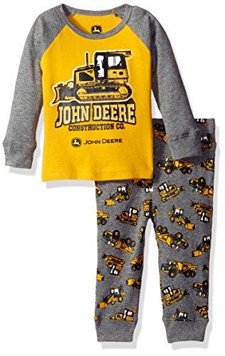 john-deere-baby-construction-equipment-pajama-set-construction-yellow-18-months