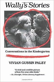 Book Wally's Stories: Conversations in the Kindergarten